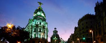 Madrid. Gran V'a