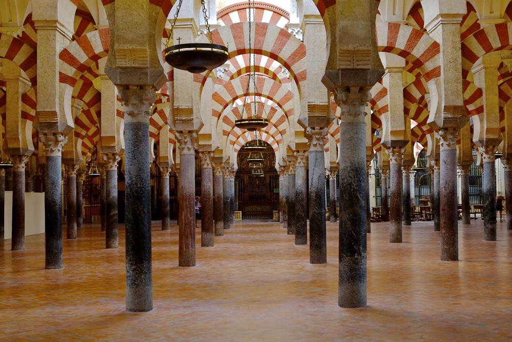 ©tourspain C—ordoba. Mezquita-Catedral -Sala de Oraci—n de la ampliaci—on de