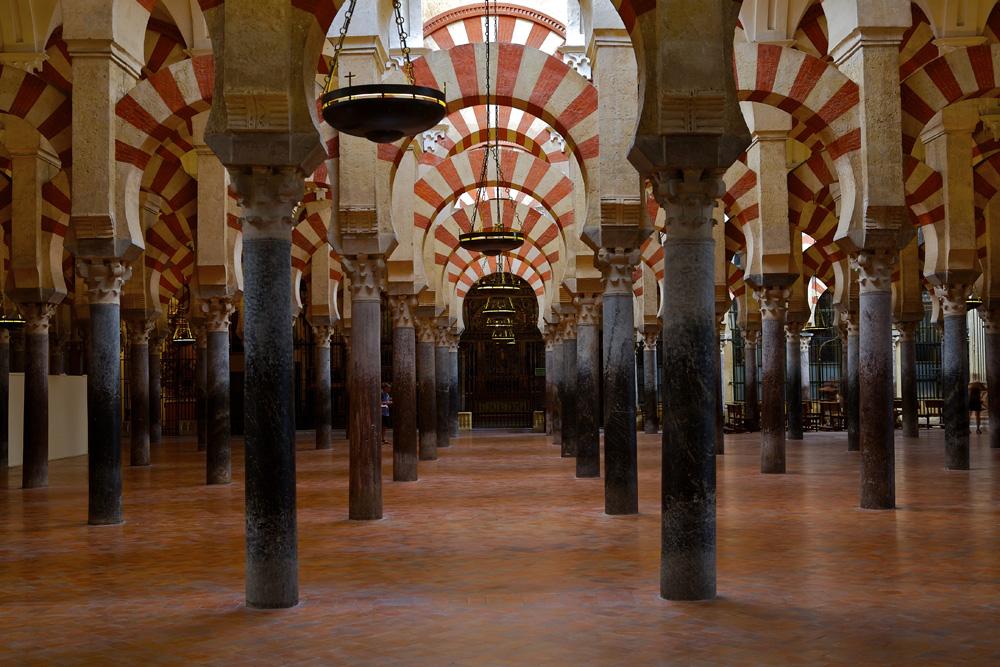 ©tourspain C—ordoba. Mezquita-Catedral -Sala de Oraci—n de la ampliaci—n de