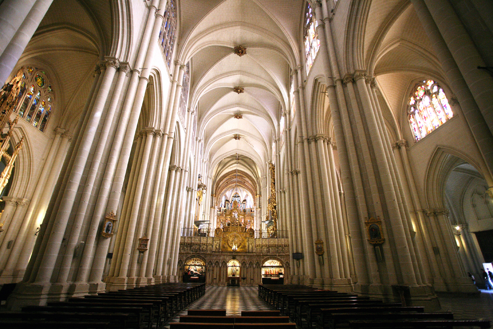 Toledo. Catedral - Naves