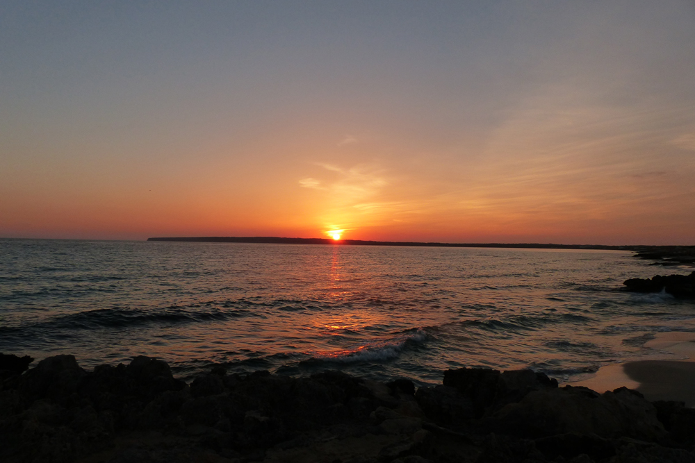 spain-luxury-travel-incoming-dmc-concierge-balearic islands-formentera-sunset-migjorn
