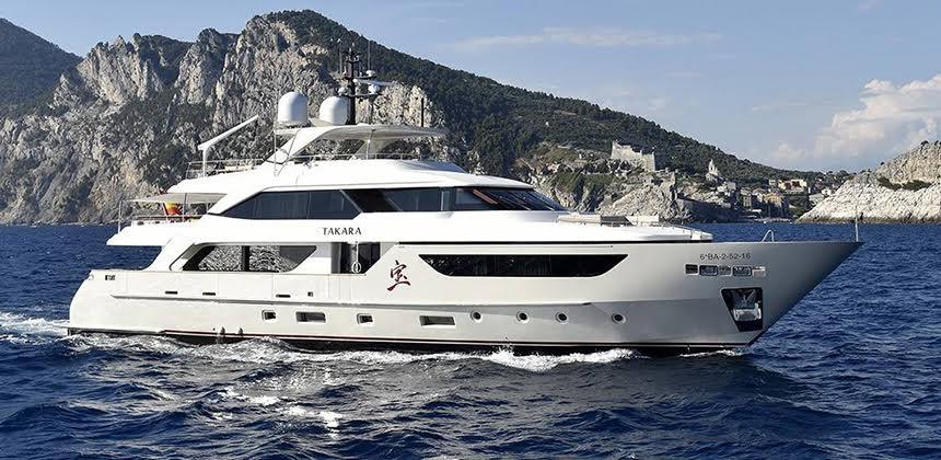 Navegando el Mediterráneo