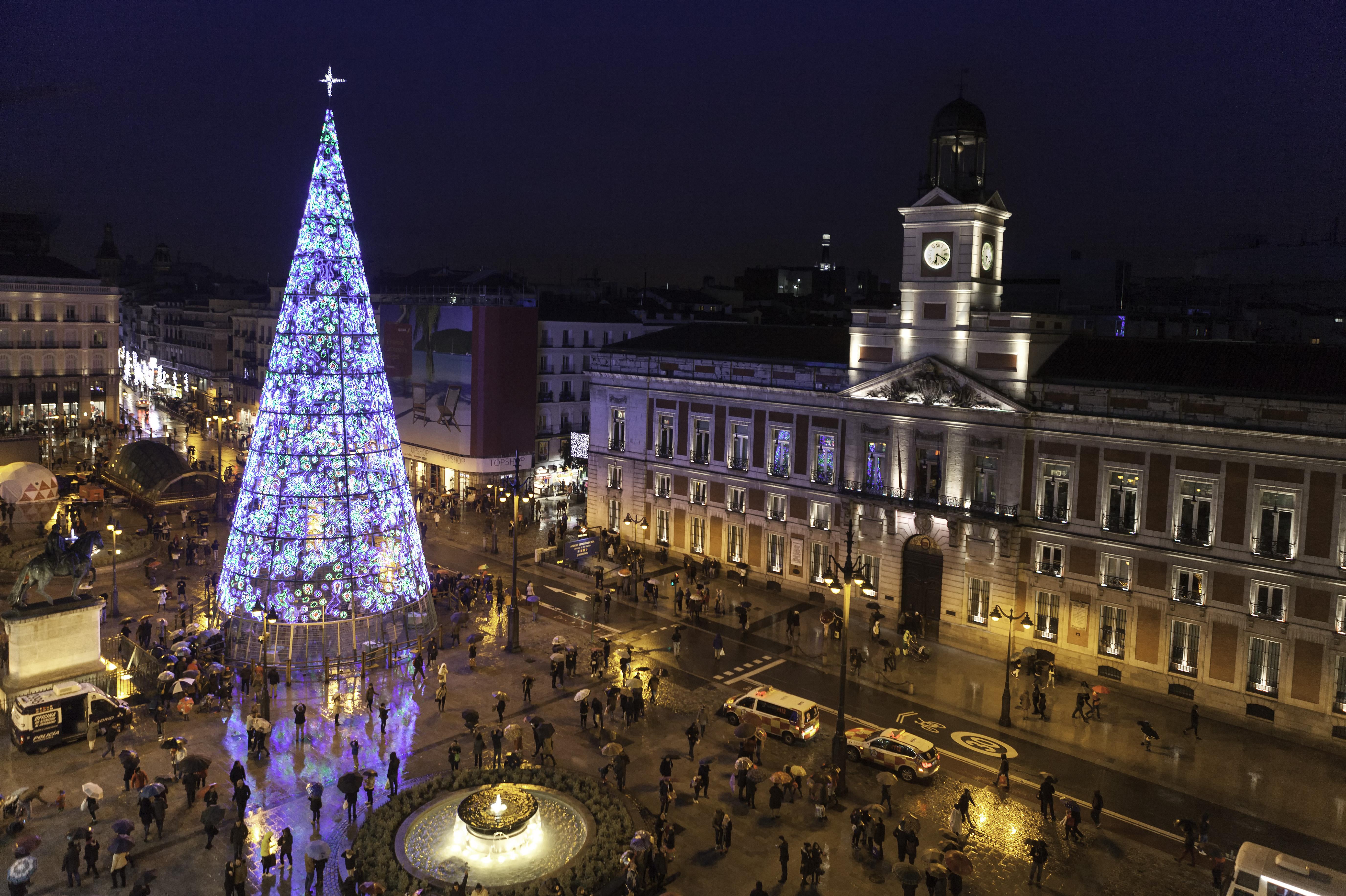 Puerta del Sol en Navidad-Álvaro López © Madrid Destino
